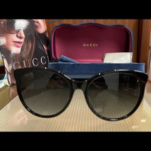 Brand New 100% Authentic Gucci Diamond GG0729SA Su
